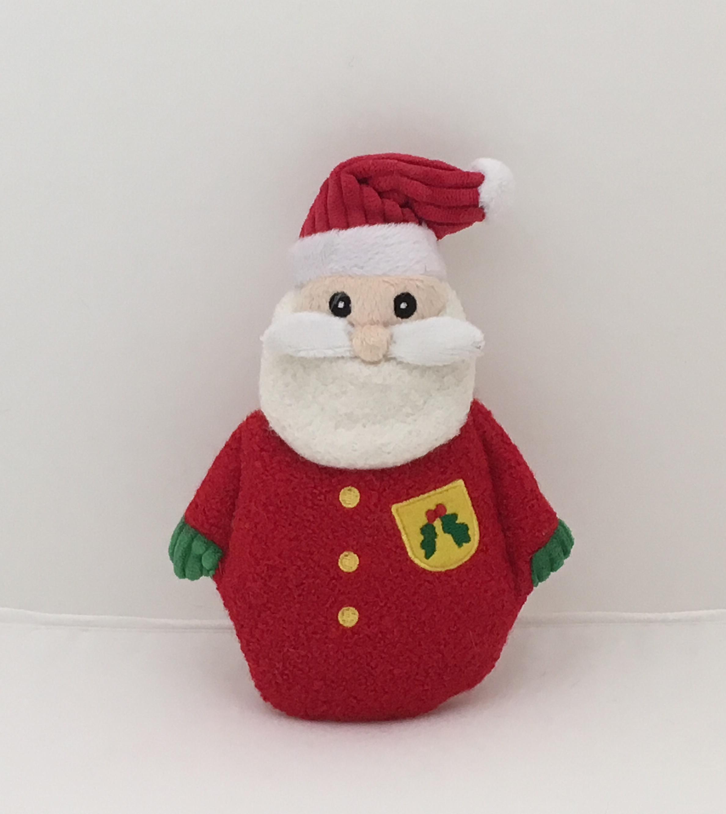Santa Cookie Toy